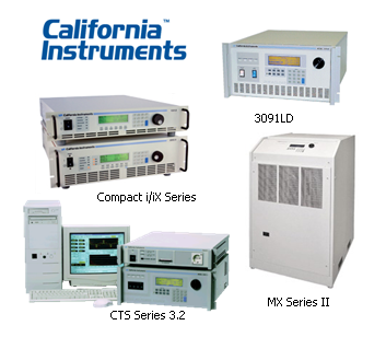 California Instruments