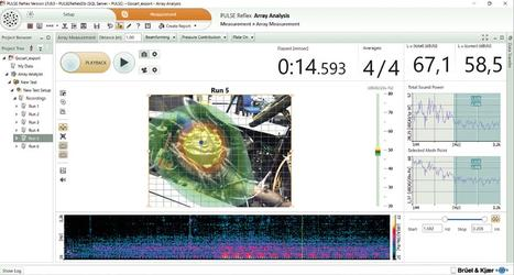 PULSE Reflex Array Analysis software