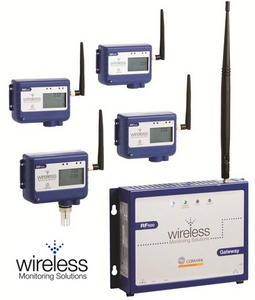 RF500 Wireless Monitoring Solutions