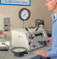 E-DWT-H™ Electronic Deadweight Tester