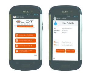 ELIOT mobile for Android Smartphones