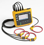 Fluke 1736, 1738 Three Phase Power Loggers