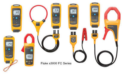 Fluke x3000 FC Wireless Meter Modules