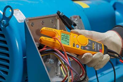 Fluke T6 Electrical Testers with FieldSense technology