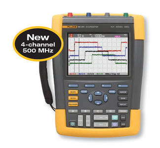 Fluke 190 Series ScopeMeter®