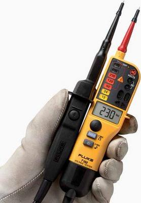 Fluke T90 T110 T130 T150 Voltage And Continuity Testers