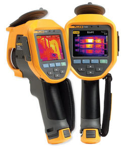 Fluke Ti400, Ti300 and Ti200 Advanced Performance Infrared Cameras