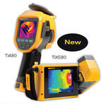 Fluke TiX580, Fluke Ti480 Infrared Camera