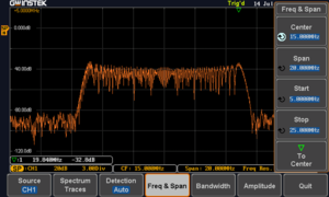 Spectrum Analyzer DC-500MHz