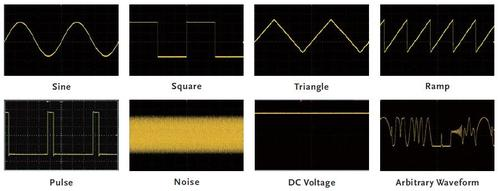 Versatile Output Waveform