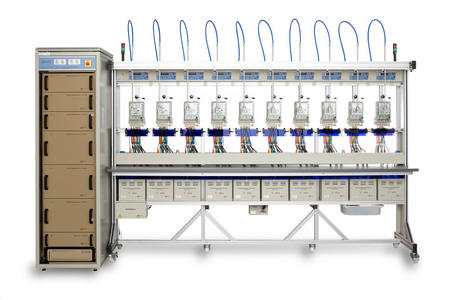 ASTeL 3.2 Three-Phase Meter Test Equipment