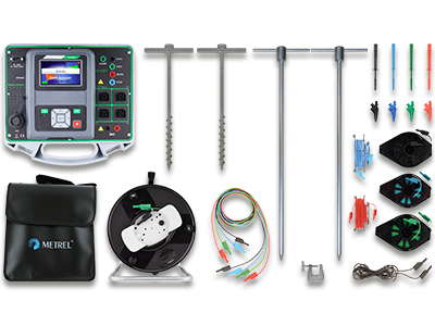 Metrel MI 3290 Earth Analyser Standard Set