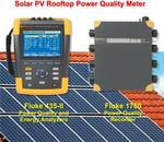 Solar PV Rooftop Power Quality Meter