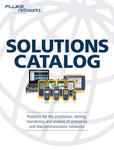 FlukeNetworks Solution Catalog 2015