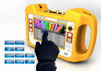 HD RANGER 2: Touch screen TV & Satellite analyser