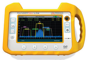 Promax Ranger Neo Lite Multi-Function TV/Satellite Signal Analyzer