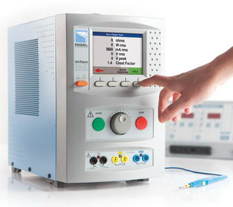 Rigel Uni-Therm High Current Electrosurgical Analyzer