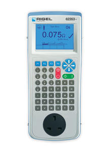 Rigel 62353+ Electrical Safety Analyser