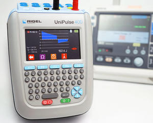 Rigel UniPulse 400 An easy to use defibrillator analyzer with pacer