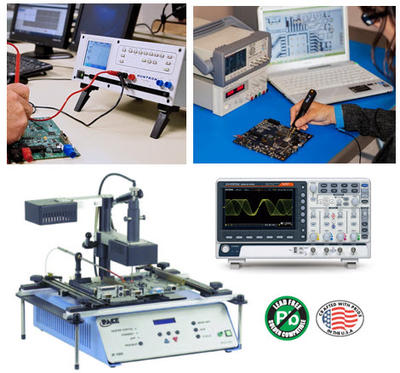Workshop & Demonstration Electronics Board Diagnostic & Repairing