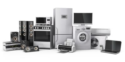 household electrical appliances and IT
