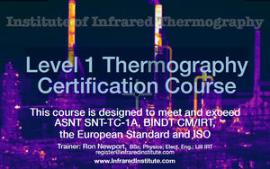 Level I Thermography Certification Course