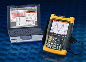 FlukeView ScopeMeter Software